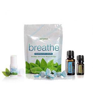 Colectia Breathe - sustinerea sistemului respirator