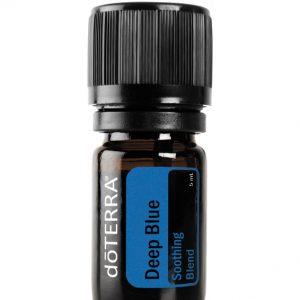 DeepBlue - amestec pentru dureri musculare / articulatii